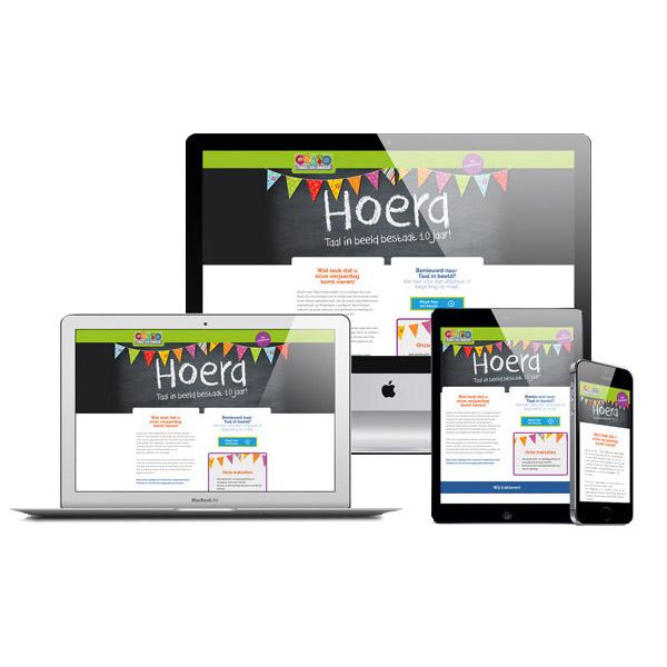Zwijsen - taal in beeld - campagnebeeld