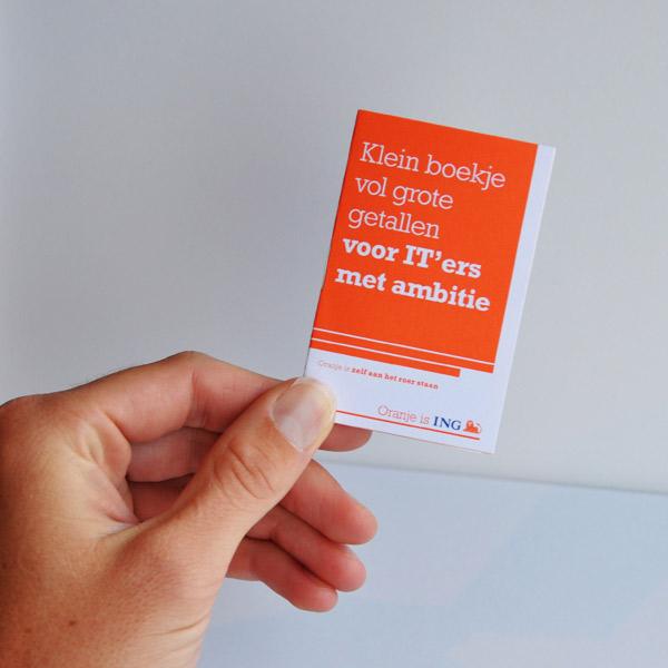 ING - IT Campagne - Campage boekje