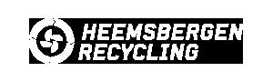 Heemsbergen logo wit