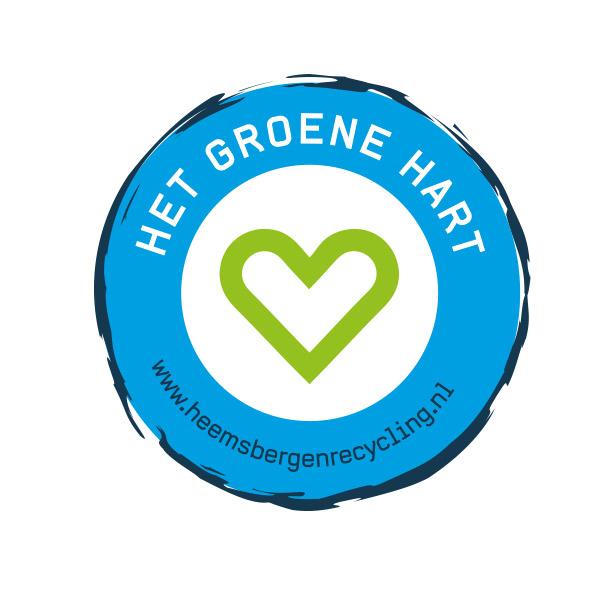 Heemsbergen - Nieuwe huisstijl - Sticker