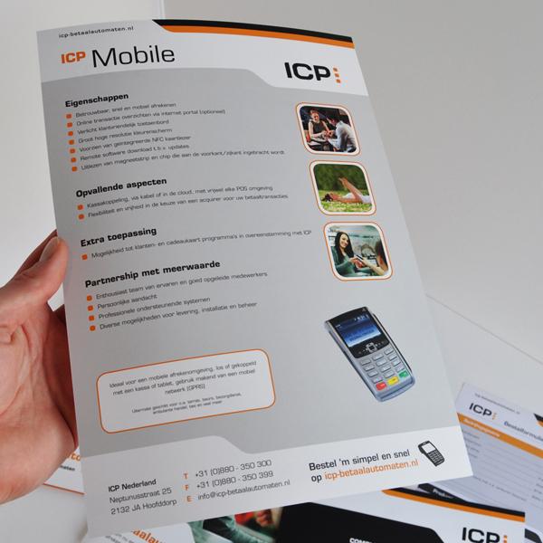 ICP leaflet