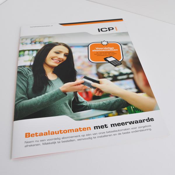 ICP Verkoop folder