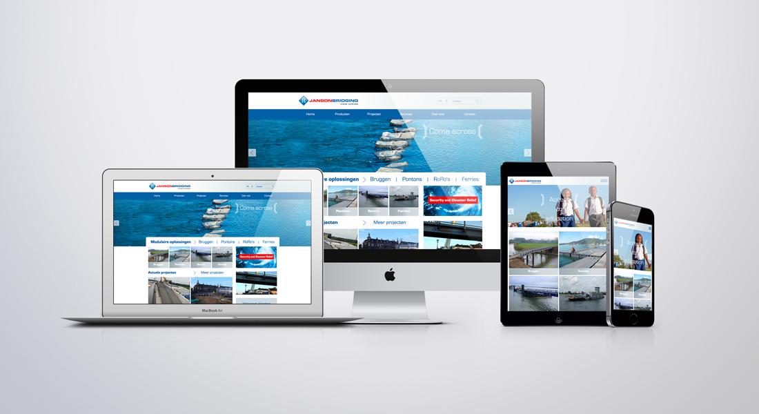 janson bridging website