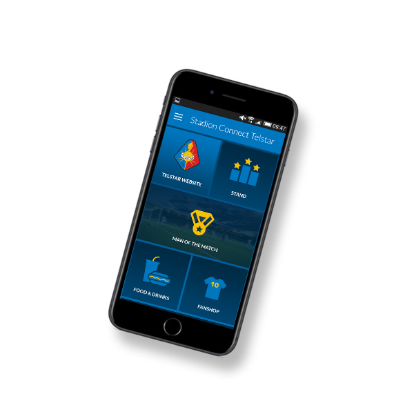 telstar app afbeelding