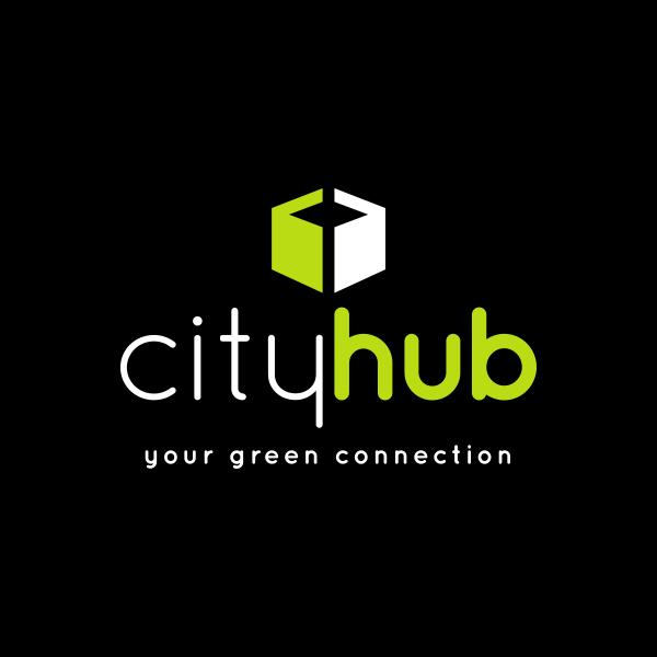 City Hub logo diap plaatje