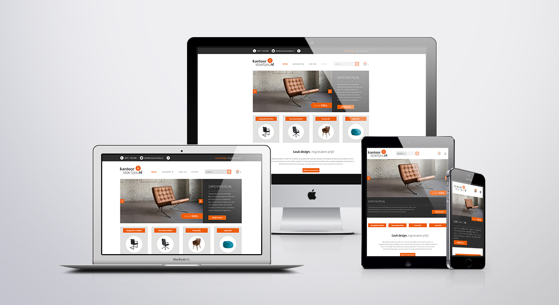 Kantoorstoeltjes website visual