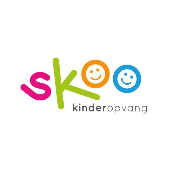 Skoo logo kleur