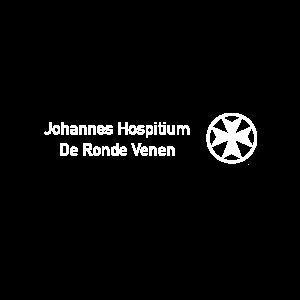 Wit logo Johannes Hospitium