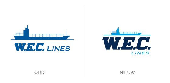Switch Reclamebureau redesign logo WEC Lines