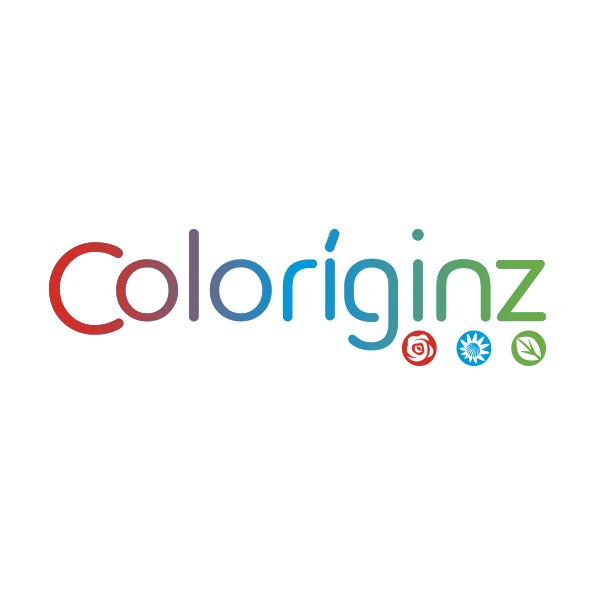 Logo van Coloriginz