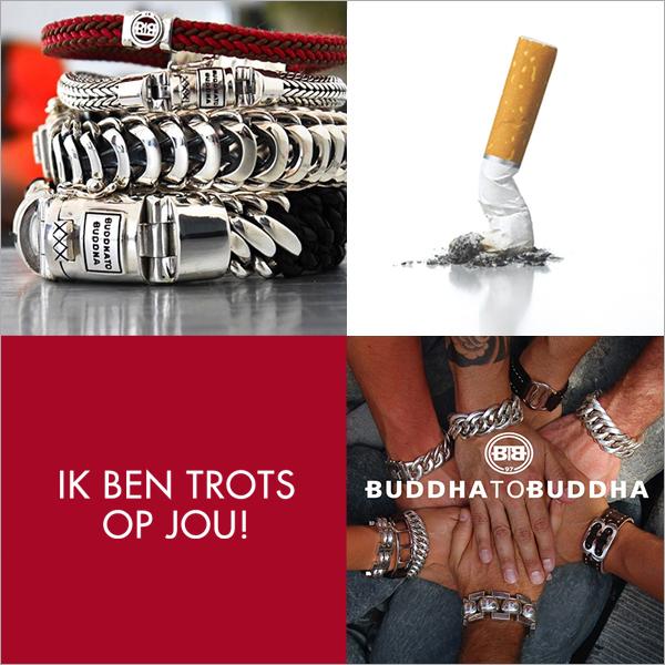 Social Media inhaker voor nationale stop met roken dag