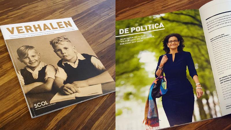 Magazine Drukwerk SCOL