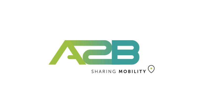A2B Sharing mobility - logo