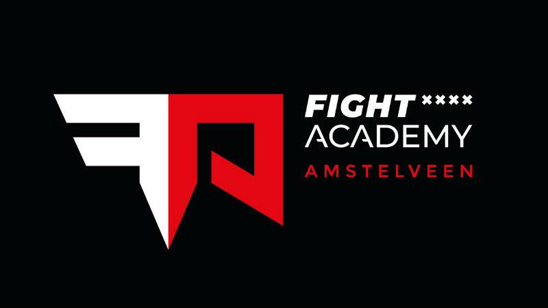 Fight Academy Logo voorbeeld