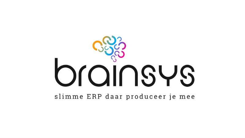 Brainsys logo voorbeeld