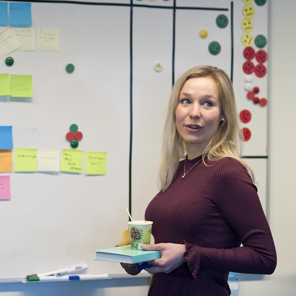 Communicatiemedewerker voor een whiteboard - Ook aan de slag op de communicatieafdeling? Bekijk werkenvoorderondevenen.nl