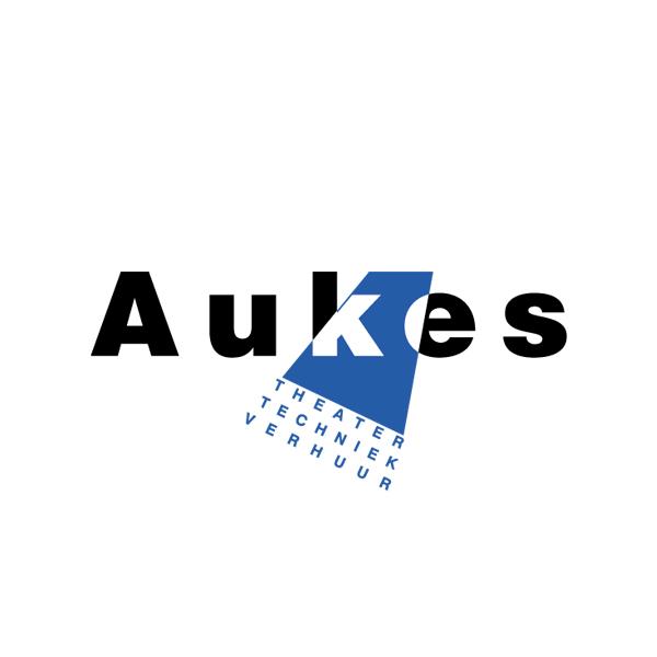 Logo Aukes theatertechniek in kleur