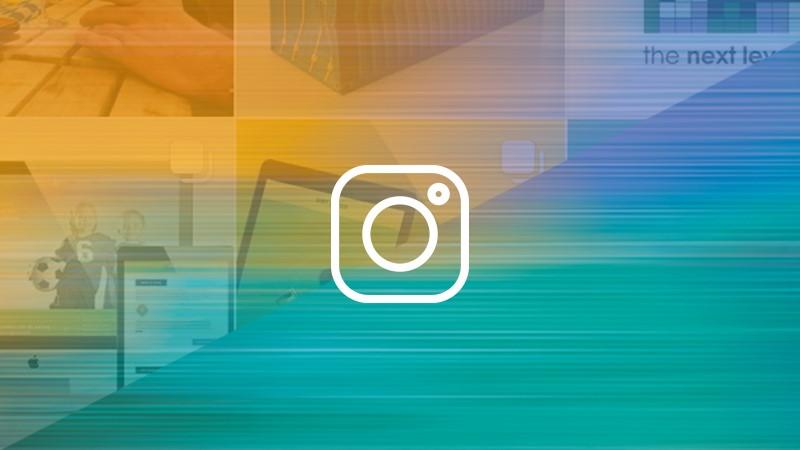 Illustratie instagram