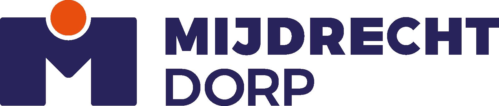 Logo Mijdrecht Dorp - transparant