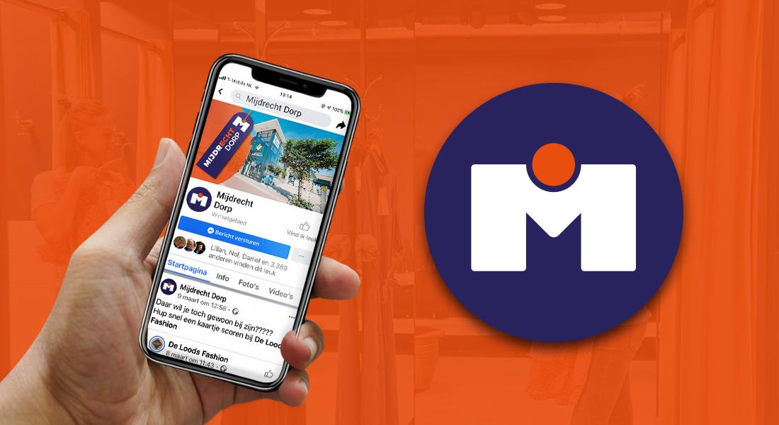Mijdrecht Dorp website mobiele telefoon